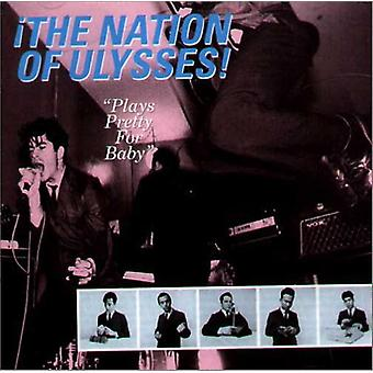Nation of Ulysses - Plays Pretty for Baby [CD] USA import
