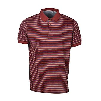 Pete Polo Shirt in Red