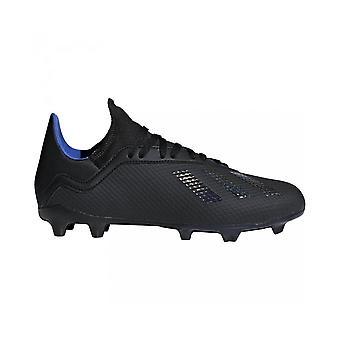 Adidas JR X 183 FG D98184 fotball hele året barna sko