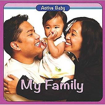 My Family (Active Baby) [Board book]