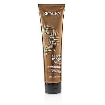 Redken All Soft Mega Hydramelt (alle Tag Nahrung für stark trockene Haar) 150ml/5,1 Unzen