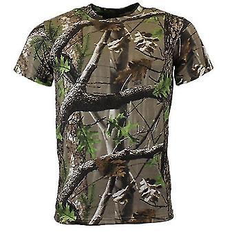 Game Camouflage Short Sleeve Tshirt - TREK105
