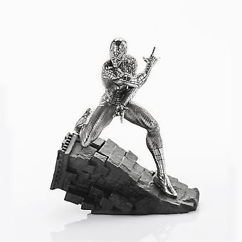 Marvel By Royal Selangor 017941R Spider-Man Webslinger Figurine