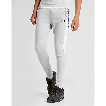 Nuevo Under Armour Kids' Pantalones de doble punto gris