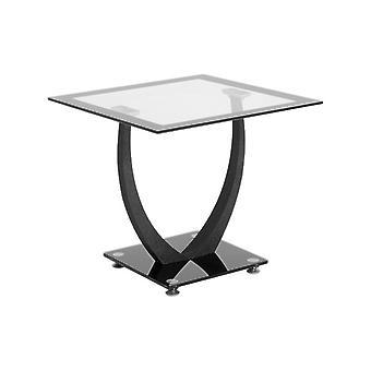 Stół lampowy Henley - Czarny