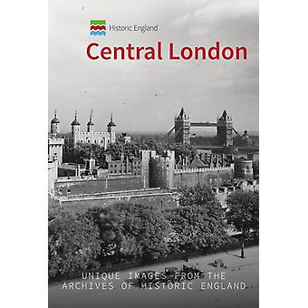 Historic England Central London by Simon McNeillRitchie