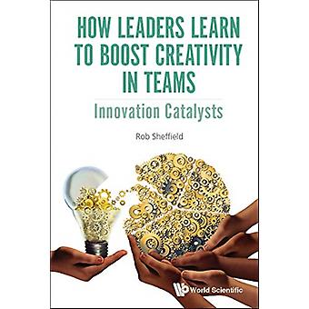 How Leaders Learn To Boost Creativity In Teams Innovation C by Rob Sheffield