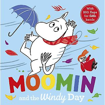 Moomin and the Windy Day by Tove Jansson