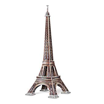 3d the eiffel tower 816pc puzzle