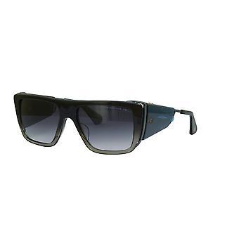 Dita Souliner-One DTS127 03 Black-Dark Grey Crystal/Grey Gradient Sunglasses