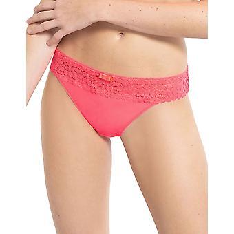 Variance 00820-06G Women's Merveilleuse Goyave Pink Thong