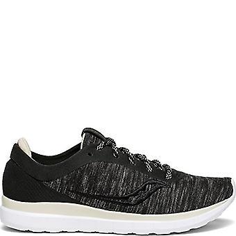 Saucony Women's S30018-7 Sneaker, Charcoal/Tan, Size 8.0