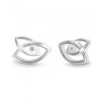 QUINN - Studs - Ladies - Silver 925 - Wess. (H) / piqué - 0362139