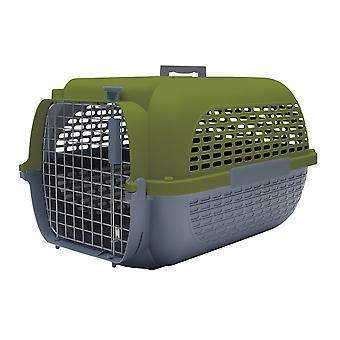 Dogit Voyageur Dog Carrier Grey/Khaki - X-Large