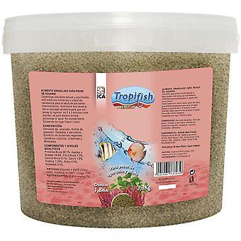 TropiFish Granulado 18 Mm 33 Kg (Fish , Food , Warm Water)