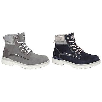 Cipriata Womens/Ladies Stefania 6 Eye Casual Ankle Boot