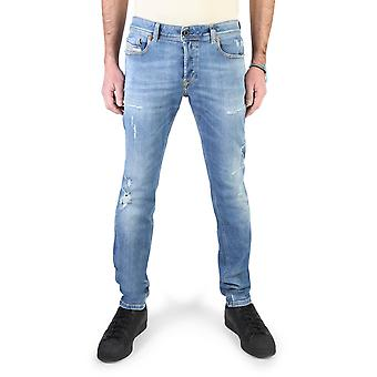 Diesel Original Men All Year Jeans - Culoare albastru 55248