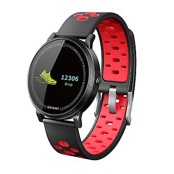 F4 neat and water resistant activity bracelet-red