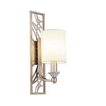 Maytoni Lighting Vittoria Cream With Gold Wall Lamp 1 X 40W