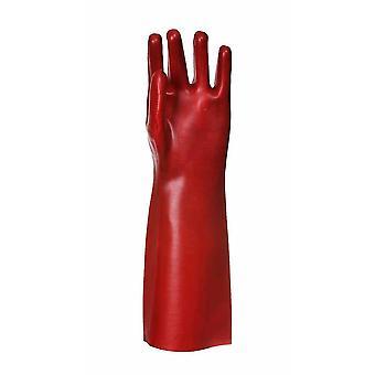 Portwest - Aqua Grip PVC Covers High Forearm Gauntlet (1 Pair Pack)
