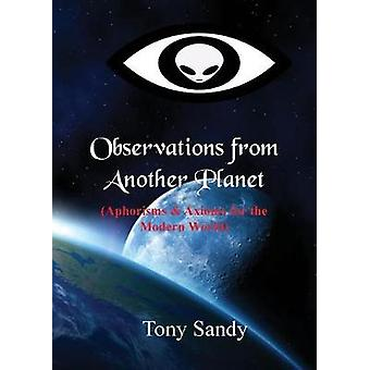 Observations from Another Planet by Sandy & Tony