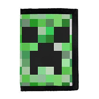 Minecraft Creeper Lommebok