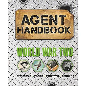 Agent Handbook by Scholastic - 9781407193816 Book