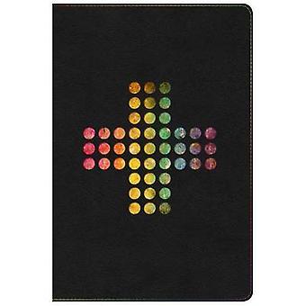 Rainbow Study Bible-NIV-Pierced Cross by Broadman & Holman Publishers