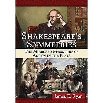 Shakespeare's Symmetries - The Mirrored Structure of Action in the Pla
