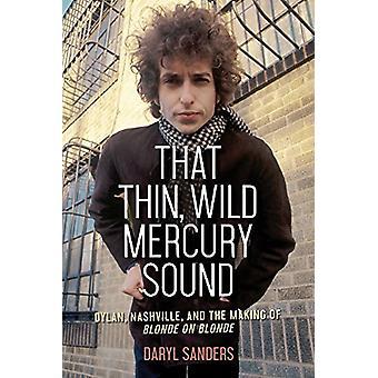 That Thin - Wild Mercury Sound - 9781613735473 Book