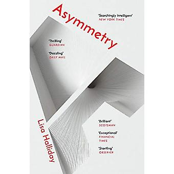 Asymmetry by Lisa Halliday - 9781783783625 Book