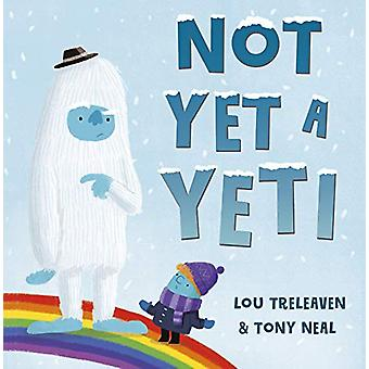 Not Yet a Yeti by Lou Treleaven - 9781848863408 Book