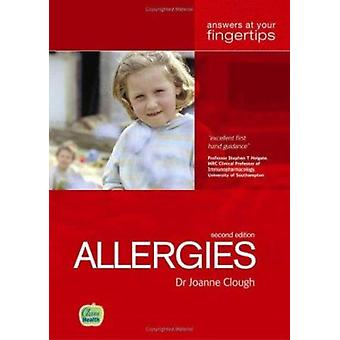 Allergies (2nd Revised edition) by Jo Clough - 9781859591475 Book
