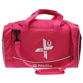 ONeills Womens Louth GAA Fia Holdall Bag