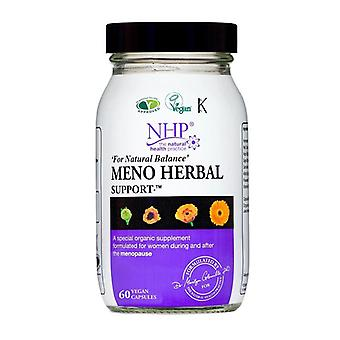 NHP Meno Herbal Support Capsules 60 (72846)