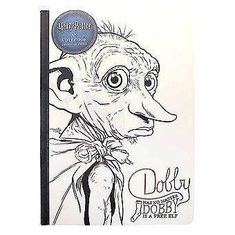 Half Moon Bay Harry Potter A5 Notebook Dobby