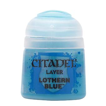 Lothern Blue, Citadel Paint - Layer, Warhammer 40,000/Age of Sigmar