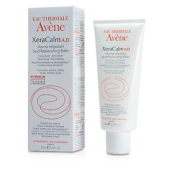 Xera calm a.d lipid replenishing balm   for very dry skin prone to atopic dermatitis or itching 200ml/6.76oz