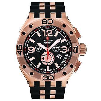 Swiss Alpine Military 7032.9867 men's watch 50 mm