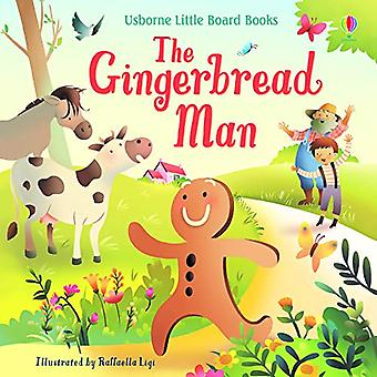 The Gingerbread Man by Lesley Sims - 9781474969598 Book