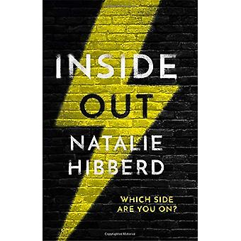 Inside Out by Natalie Hibberd - 9781838590604 Book