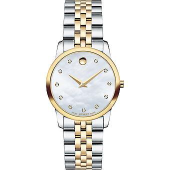Movado 0606900 Museo Classic Naisten Watch
