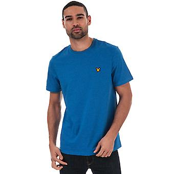 Men's Lyle And Scott Sport Martin T-shirt in Blue