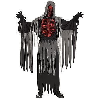 Fire Reaper volwassen kostuum