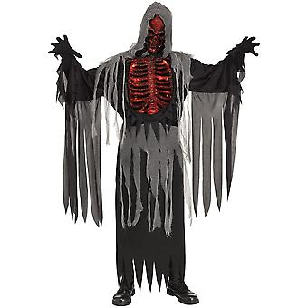 Fire Reaper Adult Costume