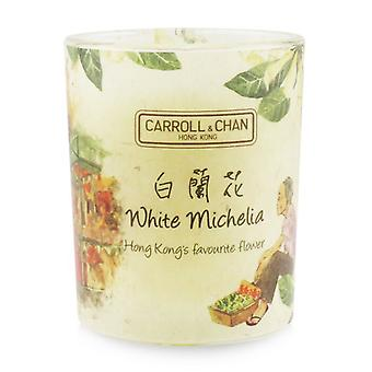 Carroll & Chan 100% Beeswax Votive Candle - Witte Michelia 65g/2.3oz