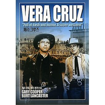 Vera Cruz - Vera Cruz (1954) [DVD] USA import