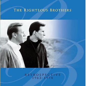 Righteous Brothers - Retrospective1963-87 [CD] USA import