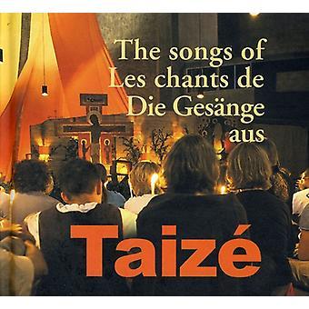Taize - Songs of Taize [CD] USA import