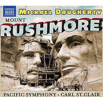 Michael Daugherty - Michael Daugherty: Mount Rushmore [CD] USA import